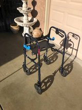 Drive Clever Lite Foldable Walker in Fairfield, California