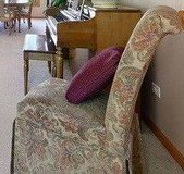 Upholstered Parsons / Accent Chair in Orland Park, Illinois