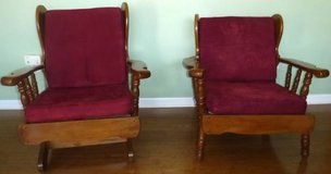 Rocking & Arm Chair - Matching Set in Naperville, Illinois