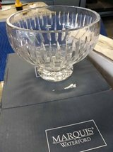 """Marquis by Waterford Sheridan 10"""" Crystal Bowl in CyFair, Texas"""