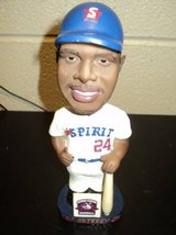Genuine Hand Painted Bobble Head Doll Ken Griffey Jr Spirit #24 (T=41) in Fort Campbell, Kentucky