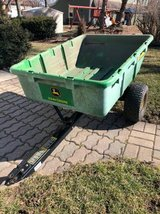 Trailer / Wagon / Dumper John Deere 10P in Bolingbrook, Illinois