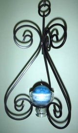 New! Hanging Metal / Glass Candle Holder in Orland Park, Illinois