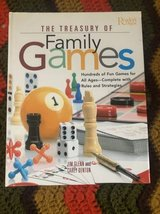 The Treasury of Family Games : Hundreds of Fun Games for All Ages, Com in Chicago, Illinois