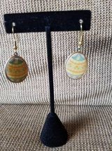 Vintage Easter Egg shaped earrings in Camp Pendleton, California