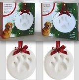 New! Set of 2 Pet Christmas Ornament Making Kits in Bolingbrook, Illinois