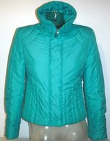 Sz: Small BCBGmaxazria Lightweight Teal Green Coat / Jacket in Orland Park, Illinois
