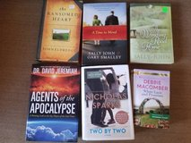 Nicholas Sparks and other great authors in Camp Pendleton, California