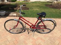 Vintage 1970 Styria Puch 3 Speed Beach Cruiser in Orland Park, Illinois