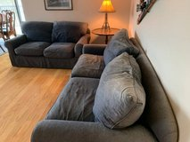 Couch and Loveseat from Room & Board in Westmont, Illinois