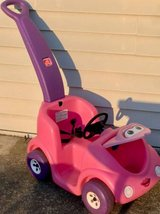Step 2 Push Around Buggy Ride On Toy Car Pink in Glendale Heights, Illinois