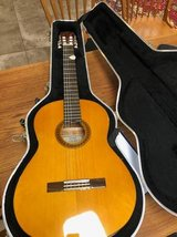 Yamaha classical guitar in Baytown, Texas
