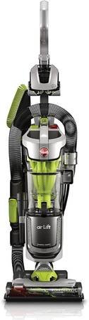 Hoover Vacuum Cleaner Air Lift Deluxe Bagless Corded Upright Vacuum in Bolingbrook, Illinois