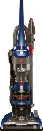 Hoover - WindTunnel 2 Whole House Rewind Upright Vacuum - Blue in Plainfield, Illinois