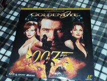 Nine James Bond 007 Laserdisc Collection in Quantico, Virginia