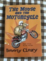 The Mouse and the Motorcycle - Paperback By Beverly Cleary - GOOD in Naperville, Illinois