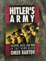 hitlers army:soldiers,nazis in the third reich books and course solutions hist 4130 (lsu) in Miramar, California