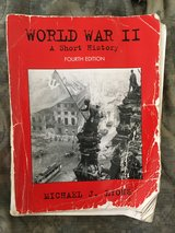 short history of world war 2 courseware and solutions manual for hist 4130 (lsu) in Miramar, California