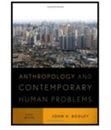 anthropology contemporary human prob 6ed homework & solutions cd anth353 (sdsu) in Miramar, California