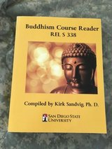 buddhism coursework and solutions manual for rels 336 buddhism at sdsu in Miramar, California