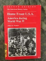 courseware and solutions for hist 4130 history of wwii (lsu) in Miramar, California