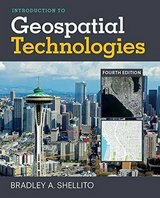 courseware, book, and solutions for geog 104 geographic info systems (sdccd) in Miramar, California