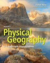 courseware and solutions for geog 101 physical geography (sdccd) in Miramar, California