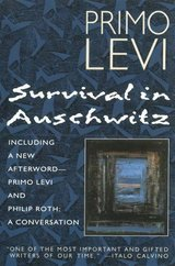 survival in auschwitz by primo levi (1995, paperback) in Miramar, California