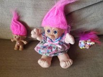 Vintage Trolls from the 80's in excellent shape in Vista, California