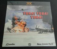 Tora! Tora! Tora! (Laserdisc) Special Widescreen Edition Extended Play in Quantico, Virginia