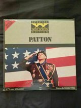 Patton (2 Laserdiscs) Special Widescreen Edition Extended Play in Fort Belvoir, Virginia