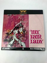 My Fair Lady (2 laserdiscs) Extended Play Widescreen Edition Audrey Hepburn in Quantico, Virginia