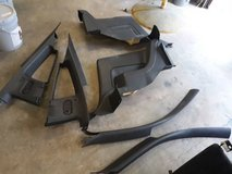 05-09 Ford Mustang interior black trim panels in The Woodlands, Texas