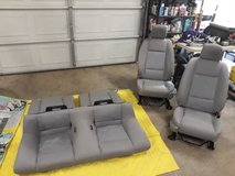 05-09 Ford Mustang OEM Front & Rear Seats in Tomball, Texas