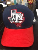 Red White and Blue A&M Hat in Baytown, Texas