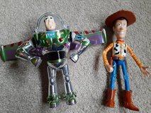 Toy Story Woody and Buzz Lightyear in Joliet, Illinois