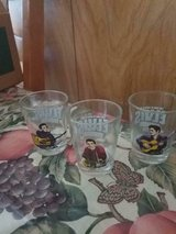 3 ELVIS PRESLEY Small Shot Glass! Different Poses! in Kingwood, Texas