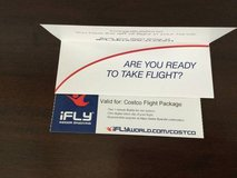 Costco Flight Package at iFly World in Batavia, Illinois