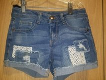 Girls Wonder Nation Jean Shorts (T=14) in Fort Campbell, Kentucky