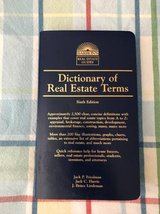 Dictionary of Real Estate Terms in Batavia, Illinois