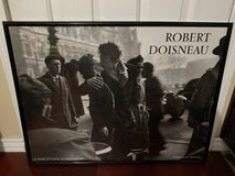 ROBERT DOISNEAU POSTER ART PRINT FRAMED in Fairfield, California