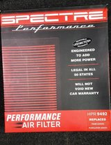 LIFETIME SPECTRE AIR FILTER in Naperville, Illinois