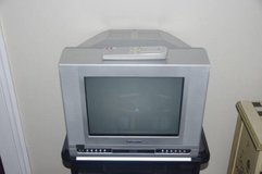 Polaroid Color TV with DVD in Warner Robins, Georgia