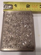 Vintage Sterling Silver Makeup Compact in Kansas City, Missouri