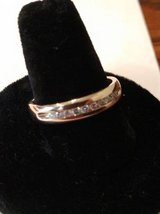 Men's 14k gold diamond ring in Kansas City, Missouri