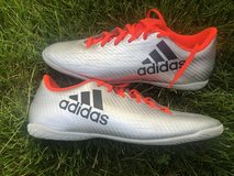 Men's Indoor Soccer Adidas Techfit X16.3 Men's Size 9 Shoes in Naperville, Illinois