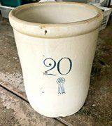 Blue Ribbon Brand 20 Gallon Crock in Naperville, Illinois