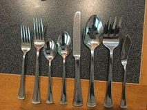 Portola (stainless) 18/10 PARTIAL Flatware set by Lenox in Fort Belvoir, Virginia