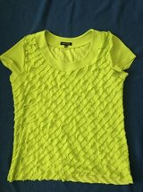 Womens top / blouse Notations sz l in Naperville, Illinois