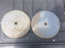 Weight plates for 1 inch bar in Yorkville, Illinois